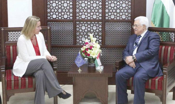 Exclusif. Un dirigeant de l'OLP : «nous travaillons pour la reconnaissance de «l'Etat de Palestine avec l'UE»