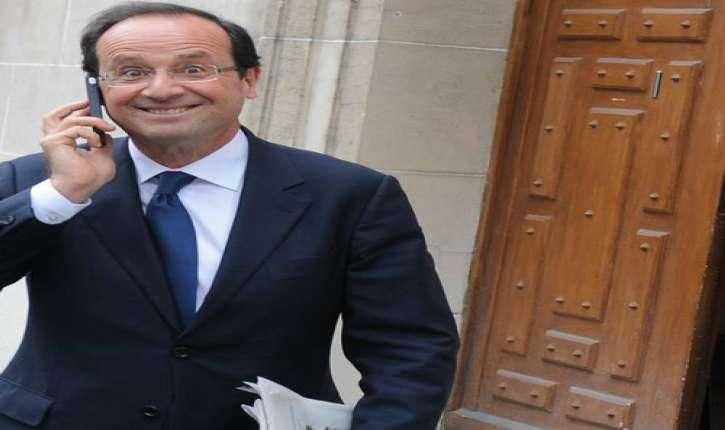 Après l'appel de Hollande, les conseillers de Trump se sont écroulés de rire !