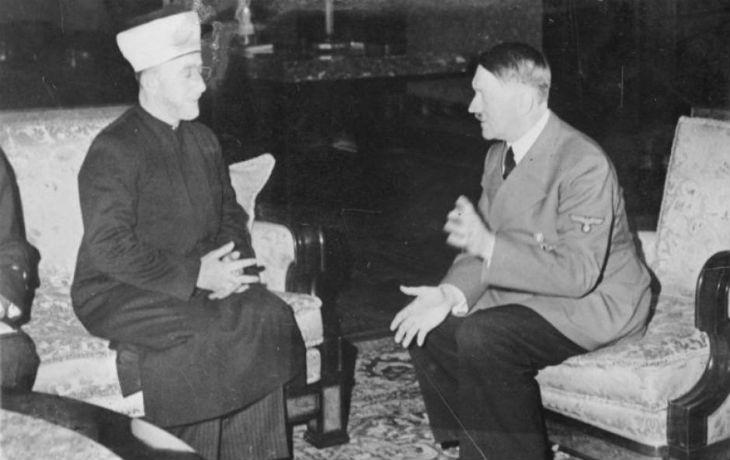 Il est condamné pour avoir publié sur Facebook une photo du grand Mufti de Jérusalem avec des nazis