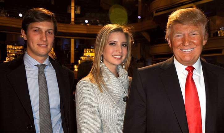 Donald Trump inaugure le Mois de l'héritage juif américain : » Un peuple qui a «laissé une trace indélébile dans la culture américaine»