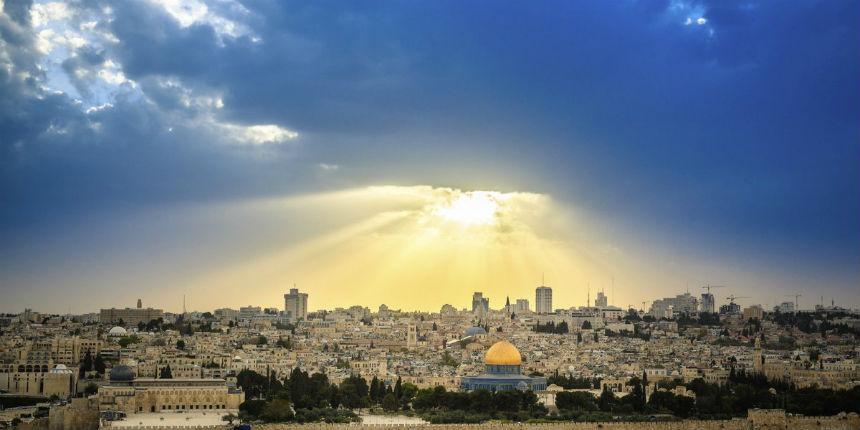« Yérushalaim first !  » la tornade diplomatique de Trump pour Jérusalem. Par le pasteur François Celier