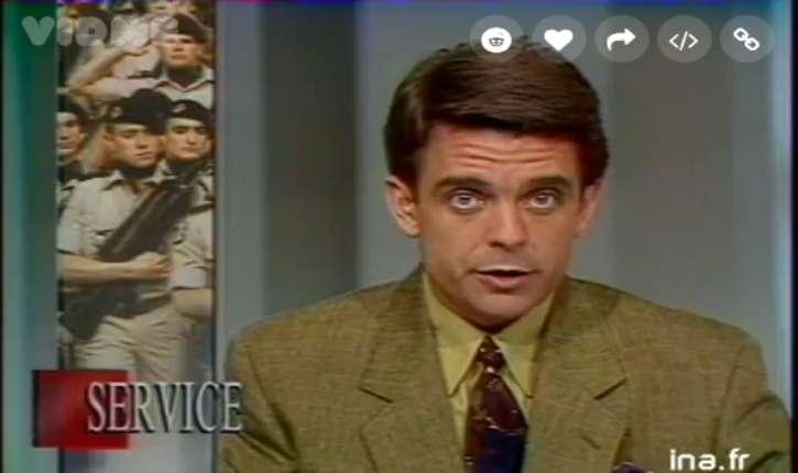 [Vidéo] JT de 1990: L'intégration des musulmans dans l'armée était «compliquée»……Trafics de stupéfiants, insoumission, désobéissance…