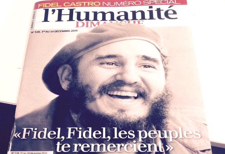 Fidel Castro, idole de la gauche française, avait engagé des officiers SS pour entraîner ses troupes