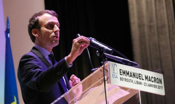 En visite au Liban, Macron rejette le mouvement BDS et l'idée d'une reconnaissance unilatérale d'un État palestinien par la France