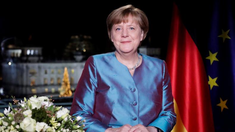 Merkel se réveille «Il est particulièrement écœurant que les attentats soient commis par ceux qui disent chercher la protection dans notre pays»
