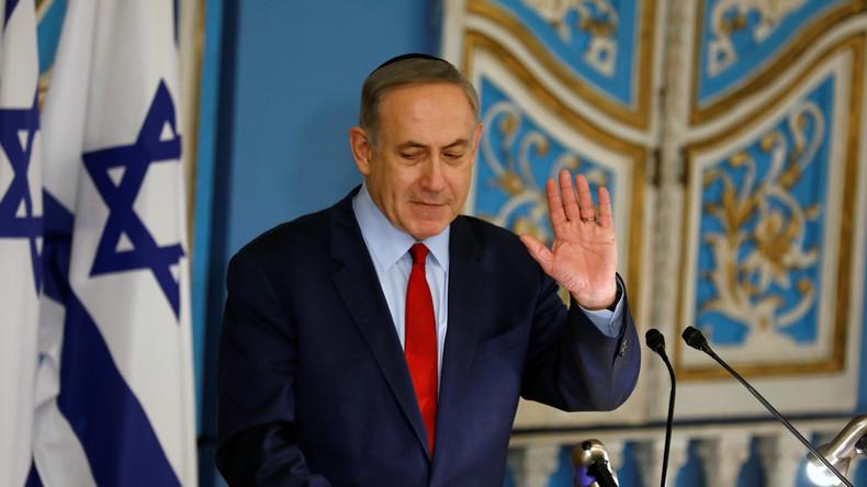 Benjamin Netanyahu «L'ambassade américaine doit être transférée ici, à Jérusalem. Avec le temps, la majorité des ambassades viendront ici»