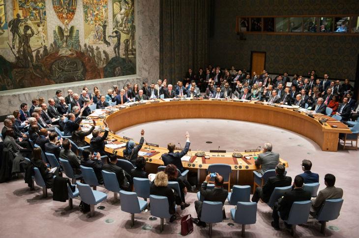 La Russie et le Vénézuela se servent des Gilets jaunes contre Macron au Conseil de sécurité de l'ONU