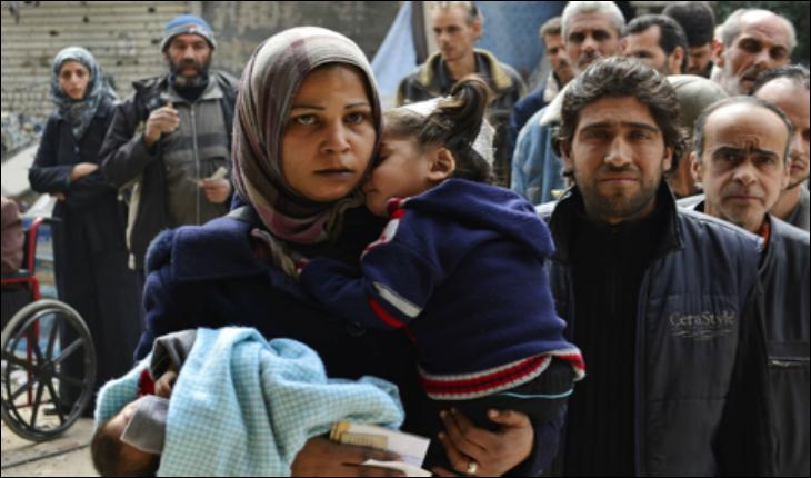 Palestiniens de Syrie : les meurtres et les tortures dont la communauté internationale ne s'indigne jamais