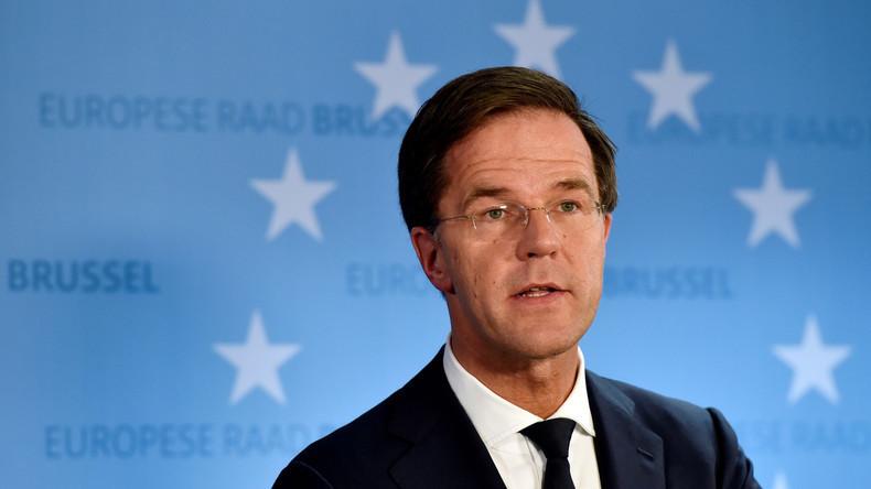 Geert Wilders dénonce le Premier ministre néerlandais «l'homme de l'immigration de masse»