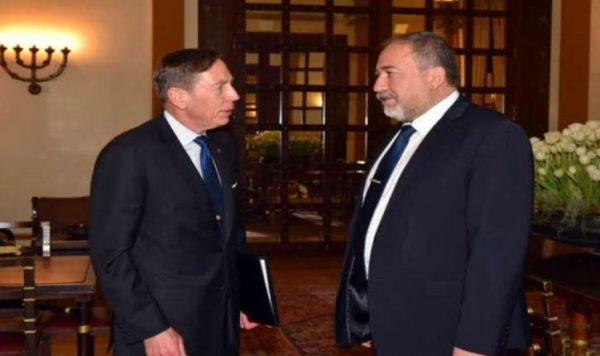 """Israël : Lieberman """"Aucune chanced'arriver à un règlement bilatéral avec les Palestiniens"""""""