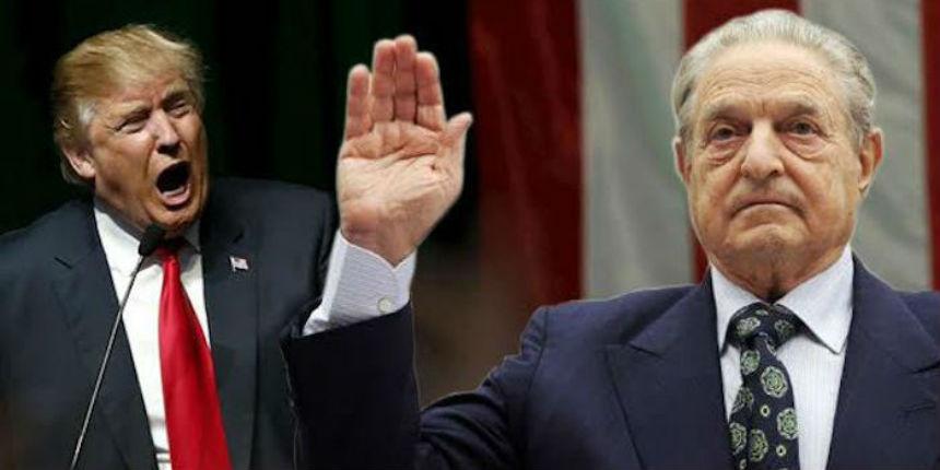 Trump à l'intention de traiter le milliardaire gauchiste Soros comme « une menace pour la sécurité nationale »