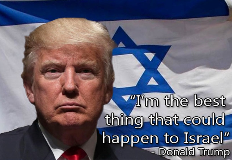 Transfert de l'ambassade us à Jérusalem