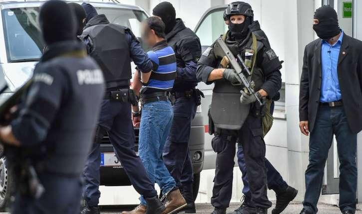 [Vidéo] Autriche : arrestation de 11 jihadistes liés à l'État islamiste