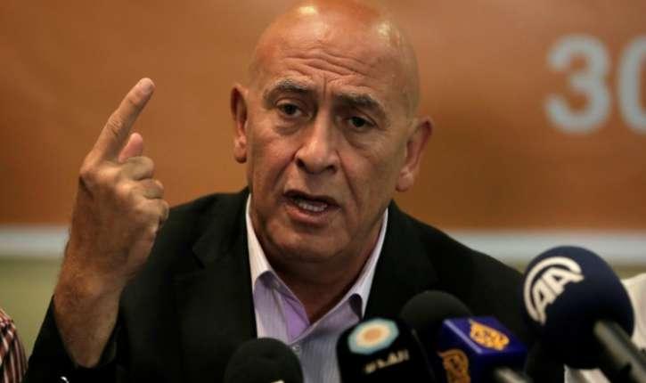 Le député arabe israélien  Ghattas inculpé pour contrebande au profit de prisonniers palestiniens