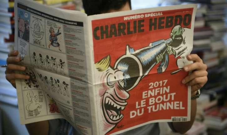 Charlie surexposé, mais Charlie toujours effronté