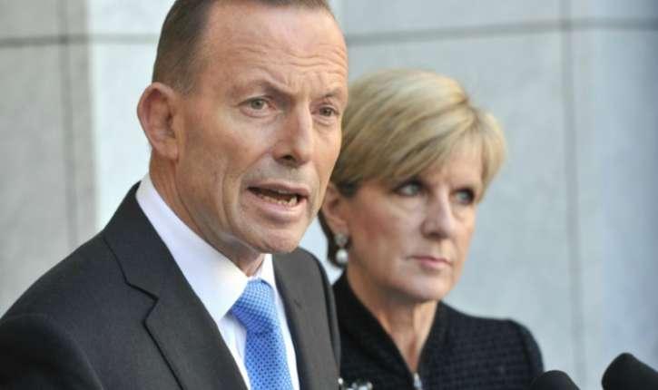Tony Abbott « L'Australie doit offrir un soutien inébranlable à Israël »