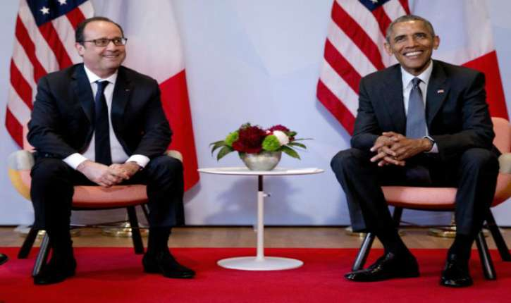 Conférence de Paris : rappels historiques pour montrer l'imposture Hollande-Obama