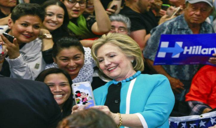 Exclusif : Hillary Clinton a reçu plus de 800 000 votes illégaux de non américains pendant l'élection présidentielle