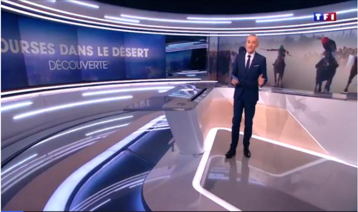 [Vidéo] Le 20h de TF1 transforme les Bédouins israéliens du Néguev en Palestiniens