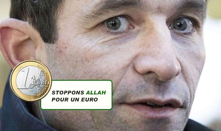 Stopper l'islamisation du PS et des milliers de mairies PS en France pour 1 €