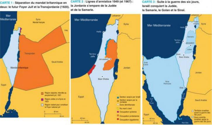 Droit international : pourquoi la présence juive dans les territoires considérés «occupés» est complètement légale?