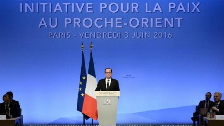 Révélations : Les dhimmis antisémites du Quai d'Orsay ont préparé un « projet de déclaration » de la Conférence de Paris condamnant Israël