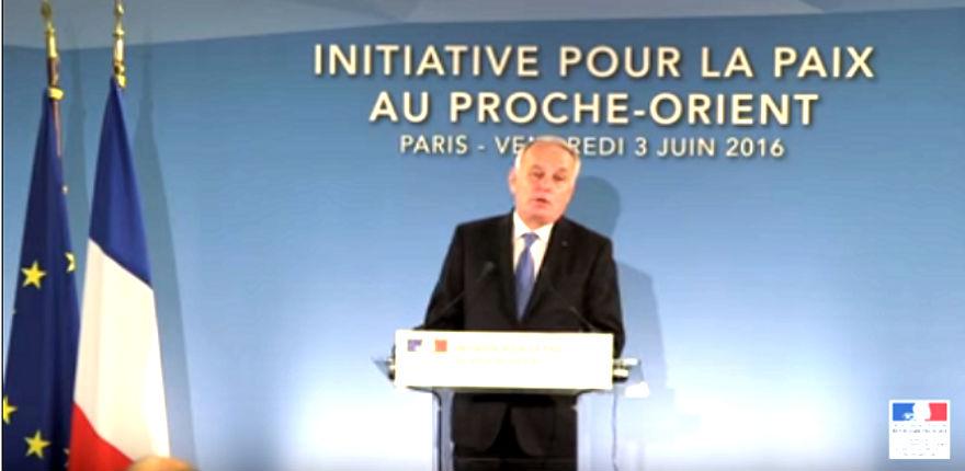 Conférence de Paris, 15 janvier 2017: Suite logique de la Résolution 2334 du Conseil de sécurité