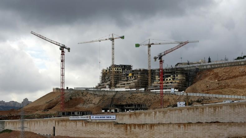 Israël : feu vert à la construction de 566 logements à Jérusalem-Est «les règles du jeu ont changé avec l'arrivée au pouvoir de Donald Trump. Désormais nous pouvons enfin construire».
