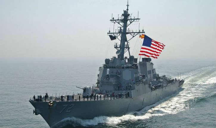 Les Etats-Unis interceptent un bateau iranien transportant des pièces détachées de missiles en mer d'Arabie
