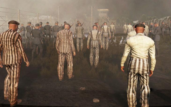 Grèce: un jeu d'évasion sur le thème d'Auschwitz «Echappez-vous avant de vous transformer, vous aussi, en un tas de cendres»