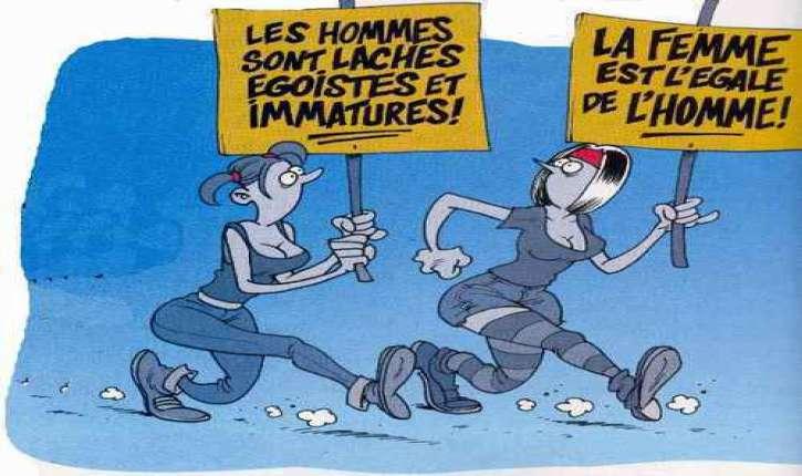 La mort du féminisme européen ou l'abandon des féministes de pays musulmans