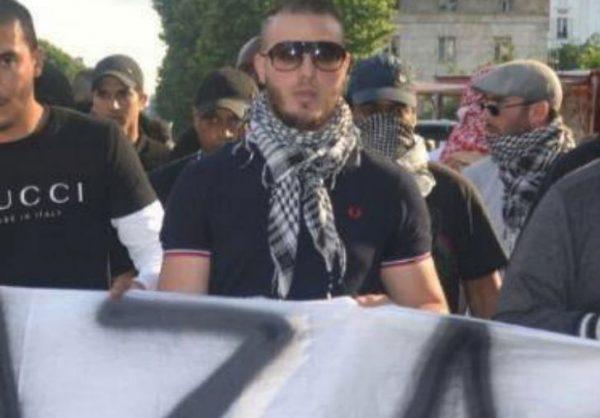 """Le président qatari du PSG soutientun casseur islamiste de """"Gaza Firm"""" proche du Hamas"""