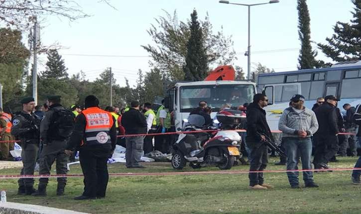 Israël/Attentat au camion/Témoignage: «des passants arabes applaudissaient»