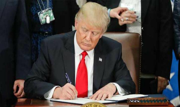 Trump fait publier chaque semaine les crimes commis par des migrants clandestins