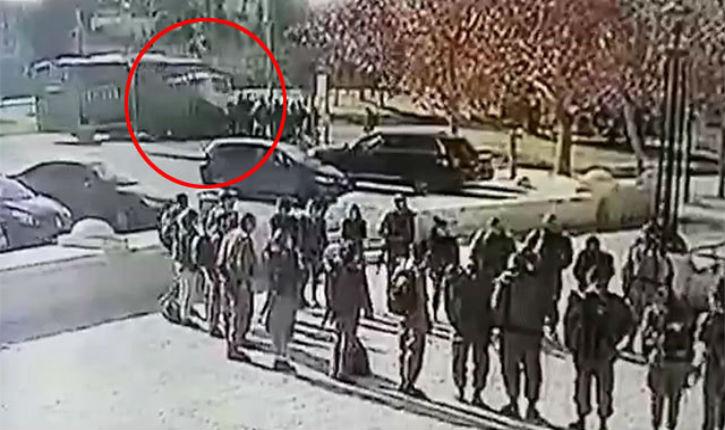 [Vidéo] Les images de l'attentat au camion bélier de Jérusalem
