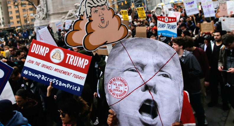 Trump président :  Des gauchistes menacent «d'interrompre l'investiture» et appellent à «une rébellion à travers le pays»