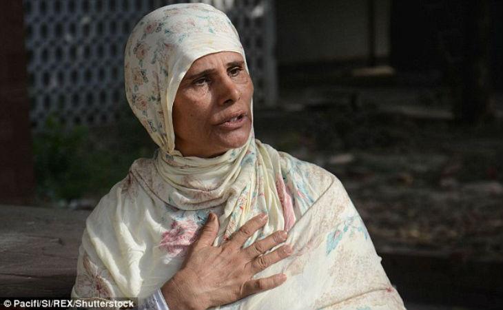 Une pakistanaise se vante d'avoir brûlé vive sa fille par «crime d'honneur» sur le choix de son mari