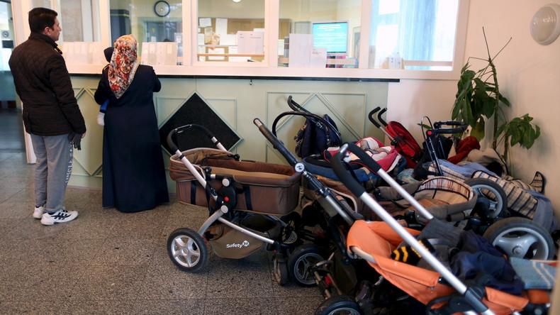 Vive la polygamie : 360 000 euros d'allocation pour un réfugié, ses quatre femmes et 23 enfants ! Tollé en Allemagne