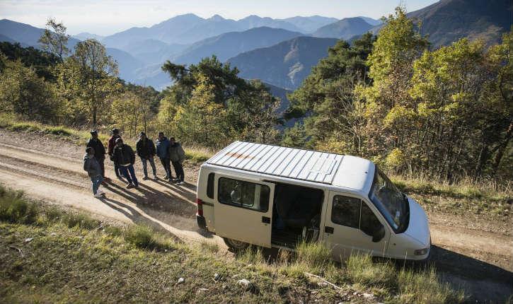 Alpes-Maritimes : quatre membres du collectif Roya Citoyenne, ont été interpellés en compagnie de plusieurs migrants
