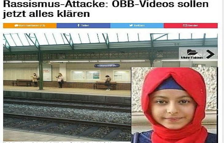 Autriche : une jeune musulmane invente une « agression raciste »