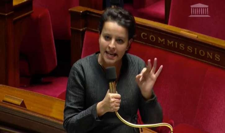 [Vidéo] Najat Vallaud-Belkacem, un ministre si « cocasse »…