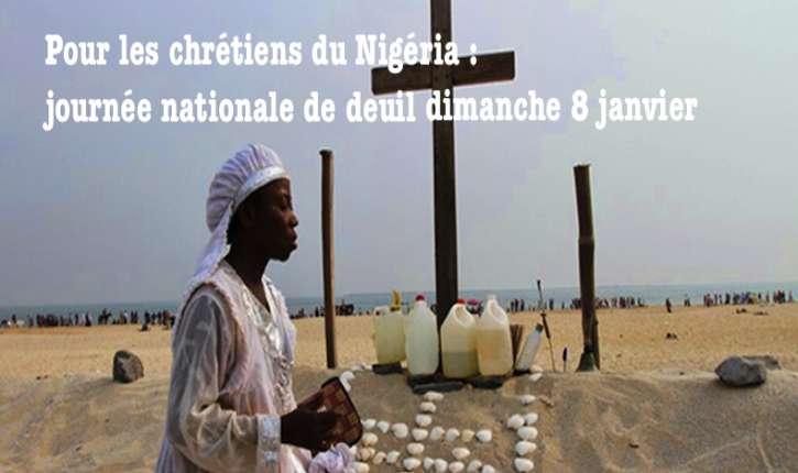 Nigéria/Terrorisme islamique: Ces six dernières années, 12 000 chrétiens ont perdu la vie et 2 000 églises ont été détruites