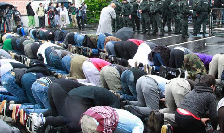 Fusilllade au Canada près d'un centre islamique