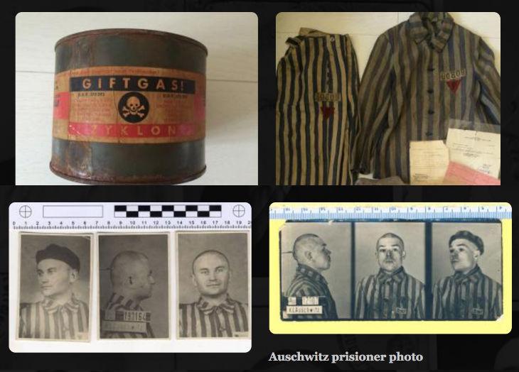 Le sordide business des ventes d'objets nazis et de la Shoah sur internet