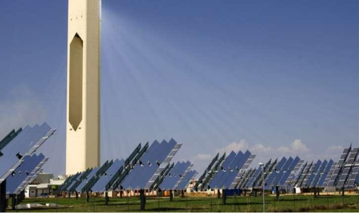 [Vidéo]Israël : la plus haute tour solaire au monde s'élèvera dans le désert du Néguev
