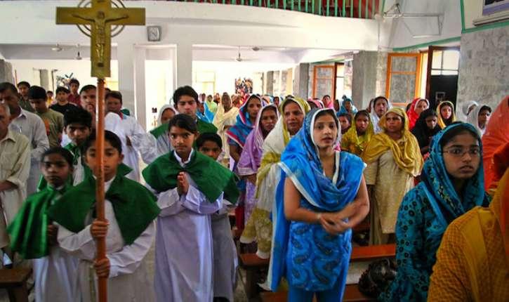 Pakistan : 42 chrétiens condamnés pour «terrorisme»