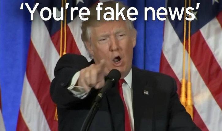 Encore une «fake news» : Non ! Trump ne s'oppose pas à la construction de nouvelles maisons en Judée et Samarie