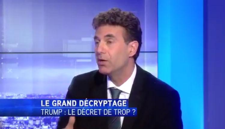 [Vidéo] Analyse du géopolitologue Alexandre del Valle concernant l'exagération faite par les médias sur le «MuslimBan» du Président Trump