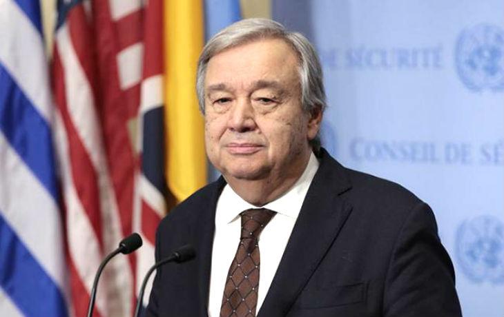 Antonio Guterres, secrétaire général de l'ONU, estime que l'islamophobie attise le terrorisme