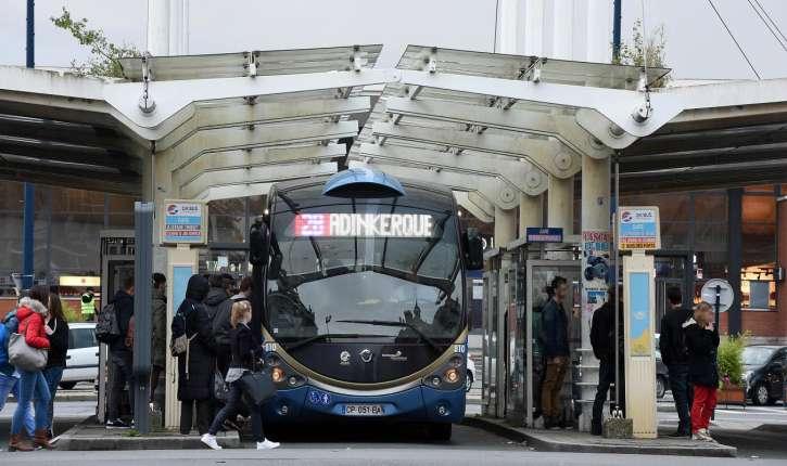 Dunkerque (59) : Abdoul rate son bus et attend le retour du chauffeur pour se venger